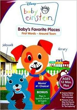 Baby Einstein: Baby's Favorite Places