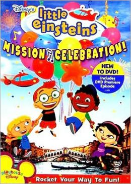 Little Einsteins: Mission Celebration!