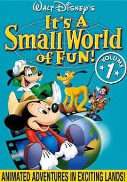 Walt Disney's It's a Small World of Fun 1