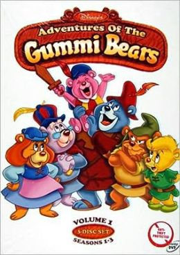 Adventures Of The Gummi Bears 1: Seasons 1-3