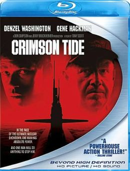 crimson tide by walt disney video tony scott denzel