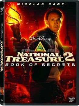 National Treasure 2 - Book of Secrets