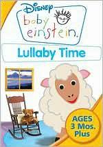Baby einstein lullaby time by walt disney video 786936738872 dvd