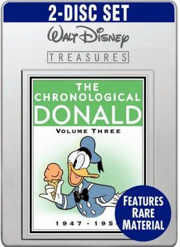Walt Disney Treasures: Chronological Donald Duck, Vol. 3