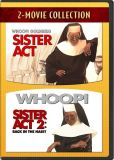 Video/DVD. Title: Sister Act & Sister Act 2 - Back in the Habit