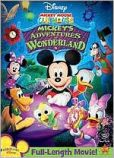 Video/DVD. Title: Mickey Mouse Clubhouse: Mickey's Adventures in Wonderland