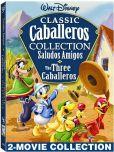 Video/DVD. Title: Classic Caballeros Collection: Saludos Amigos/the Three Caballeros