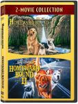 Video/DVD. Title: Homeward Bound: the Incredible Journey/Homeward Bound: Lost in San Francisco