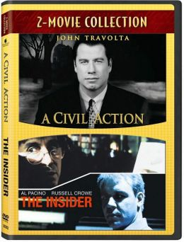 Civil Action & Insider (2pc)