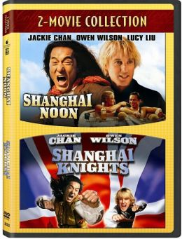 Shanghai Noon & Shanghai Knights (2pc)