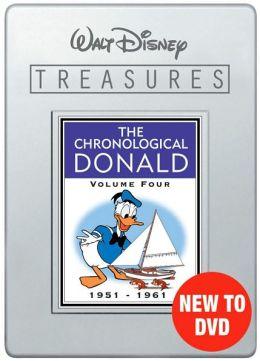 Chronological Donald Volume Four - 1951-'61