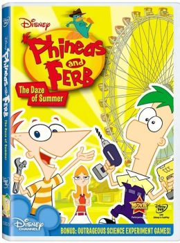 Phineas & Ferb - Daze of Summer