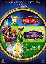 Peter Pan & Tinker Bell Gift Set