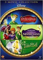 Peter Pan & Tinker Bell Gift Set