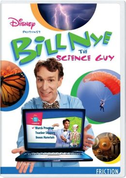 Bill Nye The Science Guy: Friction - Classroom Edition