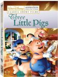 Video/DVD. Title: Walt Disney Animation Collection: Classic Short Films - Three Little Pigs