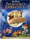 Video/DVD. Title: Bedknobs and Broomsticks