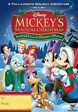 Mickey's Magical Christmas: Snowed in at the House
