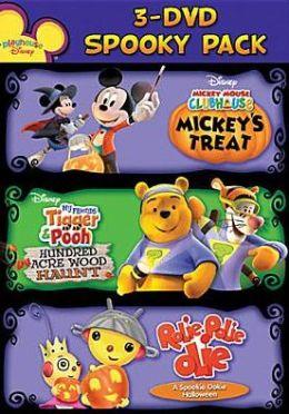 2009 Playhouse Disney Spooky Pack (3pc) / (3pk)