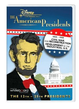 The American Presidents: 1850-1900 - Civil War and Reconstruction / Development of the Industrial U.S.