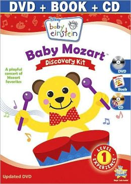 Baby Mozart Discovery Kit