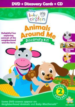 Animals Around Me Discovery Kit