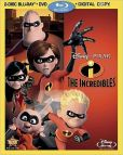 Video/DVD. Title: The Incredibles
