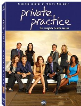 Private Practice: the Complete Fourth Season
