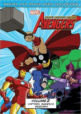 Avengers: Earth's Mightiest Heroes, Vol. 2