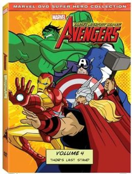 Avengers: Earth's Mightiest Heroes, Vol. 4