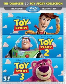 Toy Story 3D Trilogy