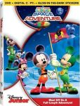 Video/DVD. Title: Mickey Mouse Clubhouse: Space Adventure
