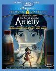 Video/DVD. Title: The Secret World of Arrietty