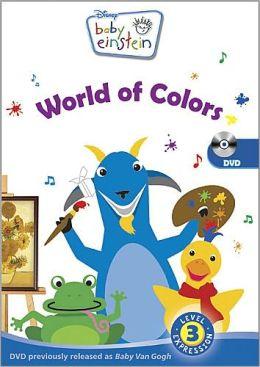 Baby Einstein - Baby Van Gogh World of Colors