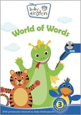 Baby Einstein - Baby Shakespeare World of Poetry