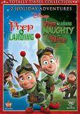 Video/DVD. Title: Prep & Landing: Naughty Vs Nice