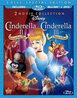 Cinderella Ii: Dreams Come True/Cinderella Iii: a Twist in Time