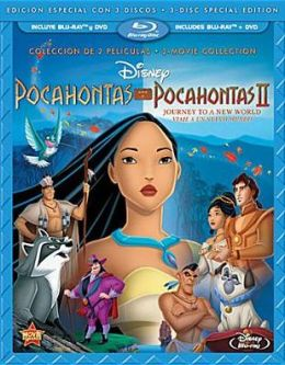 Pocahontas/Pocahontas Ii: Journey to a New World