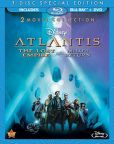 Video/DVD. Title: Atlantis: the Lost Empire / Atlantis: Milo's (3pc)