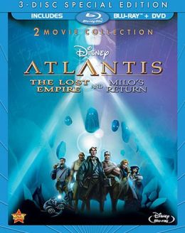Atlantis: the Lost Empire / Atlantis: Milo's (3pc)