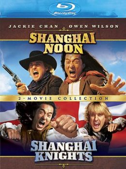 Shanghai Noon & Shanghai Knights 2: Movie Collection [Blu-ray]