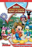 Video/DVD. Title: Mickey Mouse Clubhouse: Mickey & Donald Have Farm