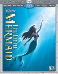Video/DVD. Title: The Little Mermaid