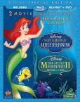 Video/DVD. Title: The Little Mermaid II & Ariel's Beginning