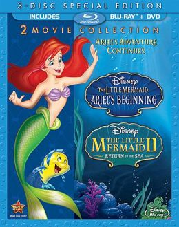 The Little Mermaid II & Ariel's Beginning