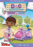 Video/DVD. Title: Doc Mcstuffins: Mobile Clinic