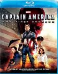 Video/DVD. Title: Captain America: The First Avenger