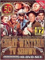 50 Great Western TV Shows
