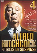 Alfred Hitchcock: 4 Tales of Suspense