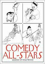 Legends of Hollywood: Comedy All-Stars (5pc)